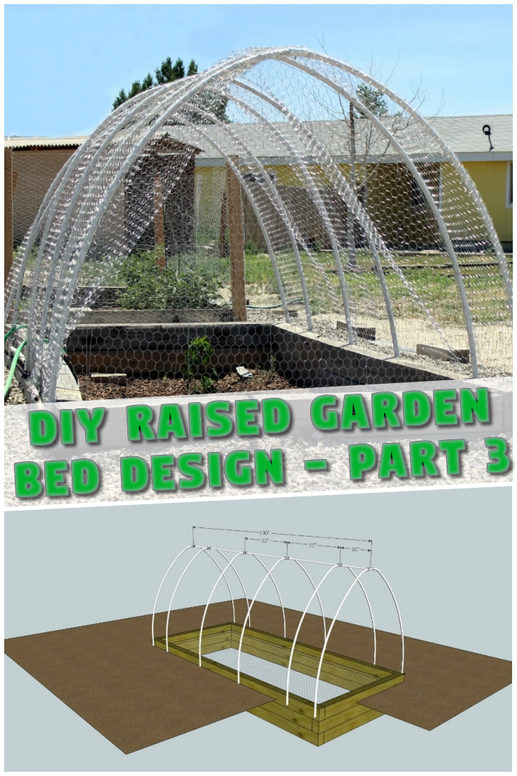 DIY Raised Garden Bed Design: Part 3 - The Watering System ... on xeriscaping designs, best small vegetable garden designs, rock garden designs, knot garden designs, raised bed shade gardens, shade garden designs, small perennial garden designs, raised planting beds, trellis designs, water garden designs, garden fence designs, simple landscape designs, garden enclosure designs, berry garden designs, raised beds for gardens, garden box designs, green wall designs, small raised garden designs, raised gardens for handicapped, wheelchair garden bed designs,